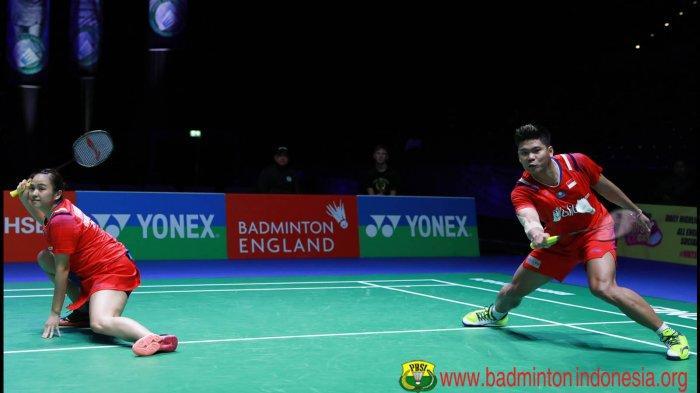 Jadwal Jam Tayang Wakil Indonesia Kevin/Marcus dan Jordan/Melati di Semifinal All England 2020