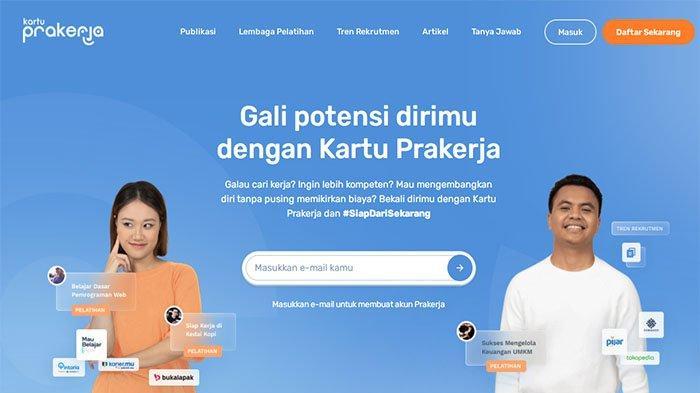 Pendaftaran Kartu Prakerja Gelombang 18 Dibuka Kapan? Ini Bocoran dari Sri Mulyani