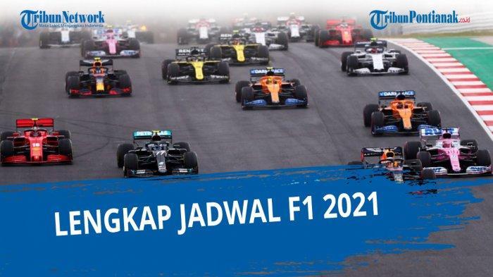 UPDATE F1 2021 Menuju GP Emilia Romagna Italia - Persaingan Sengit Lewis Hamilton dan Max Verstappen