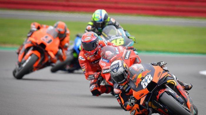 Jadwal Lengkap Trans7 MotoGP Aragon 2021 Sirkuit Motorland Hari Jumat sampai Minggu