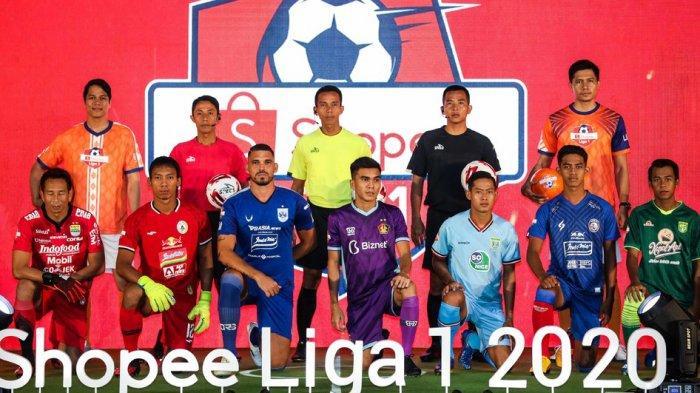 Jadwal Liga 1 2020 Pekan Pertama - Persib Bandung dan Persija Jakarta Diuntungkan