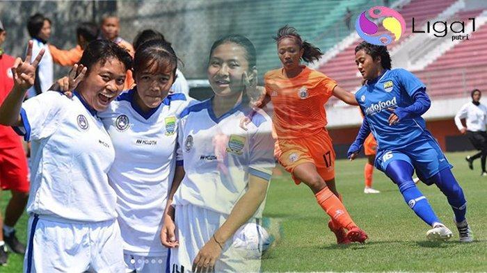 JADWAL Liga 1 Putri Seri 2, PS Tira Persib Bandung Rebutan Status Juara Klasemen Liga 1 Putri Grup A
