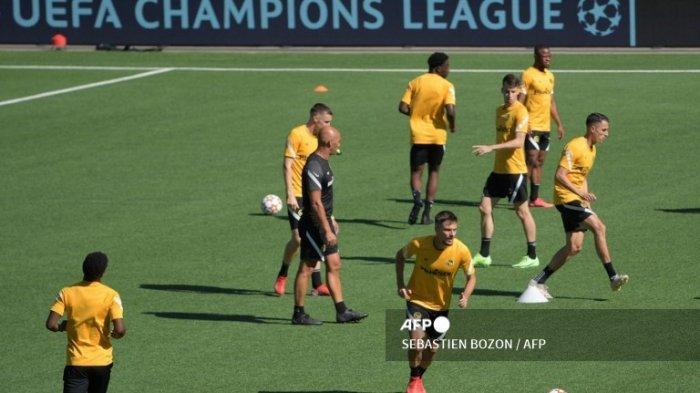 JADWAL Liga Champion 2021 Dini Hari Nanti Live SCTV Manchester United Vs Young Boys, Aksi Ronaldo !