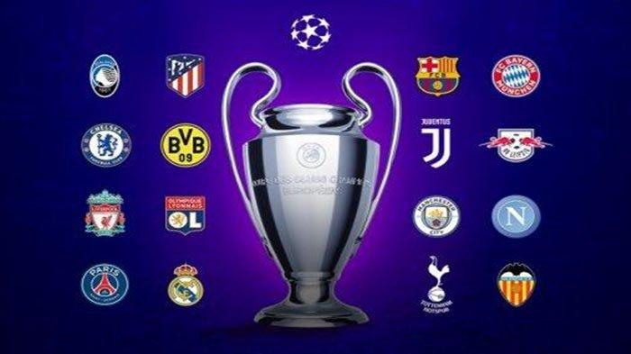 Daftar Lengkap Tim Lolos 8 Besar Liga Champions 2021 PSG Liverpool Porto Dortmund Hasil UCL Kamis 11