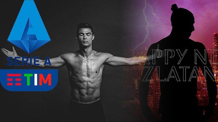 JADWAL Liga Italia Serie A Januari 2020 Lengkap | AC Milan 'Sekarat' Hingga Ronaldo Naik Gaji
