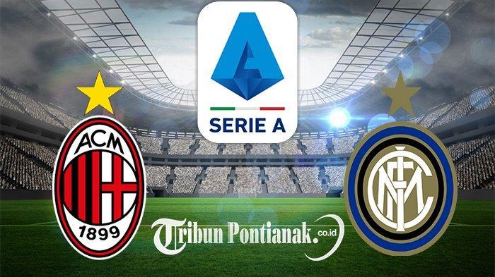 DERBY DELLA MADONNINA Liga Italia! LIVE Streaming AC Milan Vs Inter Milan, LIVE SCORE Milan Vs Inter