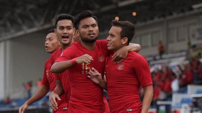 HASIL Timnas U-23 Vs Brunei Bola SEA Games   Indonesia dan Thailand Ketat di Klasemen Bola SEA Games