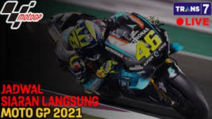MOTOGP LIVE RACE Beda Jam Tayang MotoGP Qatar 2021 Lengkap ...