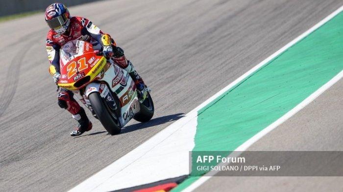 Jadwal Moto2 2021 Terbaru di Jam Tayang Trans7 Live MotoGP Styria 2021, Lengkap Klasemen Pembalap