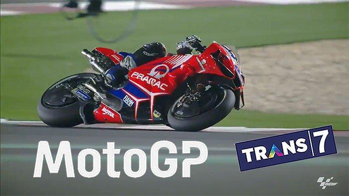 JADWAL MotoGp 2021 dan Jam Tayang Trans7 Hari Ini Penentu ...