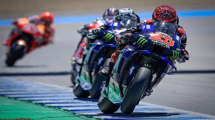 URUTAN START MotoGP Hari Ini Minggu 16 Mei Jam Berapa Live Race MotoGP Moto2 Trans 7 & UseeTV Trans7