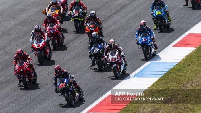 JAM Tayang MotoGP Styria 2021 & Link Hasil Kualifikasi MotoGP Styria Penentuan Urutan Start