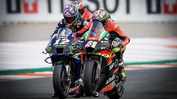 Jadwal MotoGP 2021 Live Trans7 Setiap Minggu - Valentino Rossi Bawa Tim Balap VR46 ke Kelas MotoGP