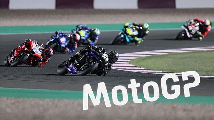 JAM Balapan MotoGP Doha 2021 Live Trans7 UseeTV serta Starting Grid MotoGP Moto2 & Moto3 GP Losail