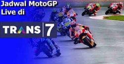 Jadwal MotoGP 2021 Terbaru, Saksikan Live Streaming MotoGP 2021 Live Trans7
