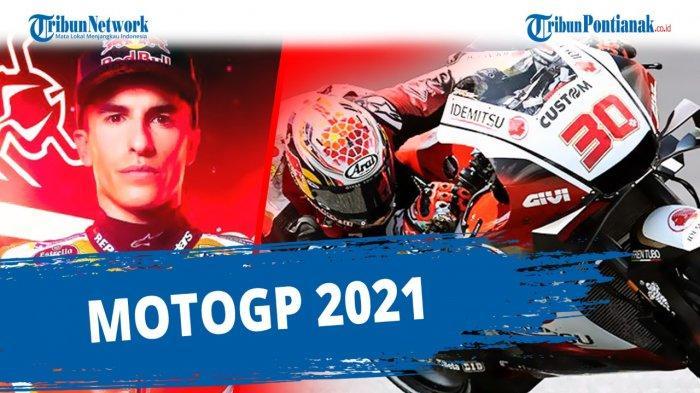 LIVE Race MotoGP Jerez Spanyol Sekarang Update Klasemen di Link MotoGP 2021 Terbaru