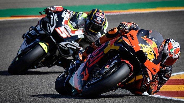 SEDANG LIVE MotoGP Aragon 2020 Tayang Trans7 di UseeTV - Update Hasil dan Klasemen MotoGP Terbaru