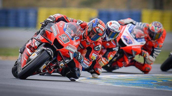 HASIL Kualifikasi MotoGP, Pole Position MotoGP Aragon 2020 hingga Jadwal Hari Ini Minggu Live Trans7