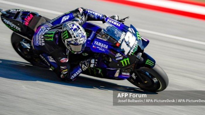 Prediksi dan Jadwal MotoGP Aragon 2021 Live Trans7 - Era Baru Vinales Morbidelli dan Rossi Dovizioso