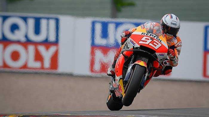 TERBARU KLASEMEN MotoGP & Jadwal Terbaru MotoGP Belanda Minggu Ini 27 JuniMarquez Juara GP Belanda?