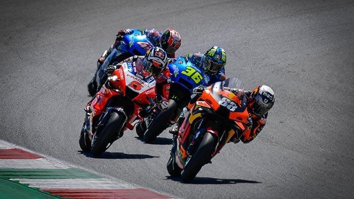 JADWAL MotoGP Catalunya 2021 di Jam Tayang Trans7 MotoGP Barcelona 2021 Lebih Awal & Klasemen MotoGP