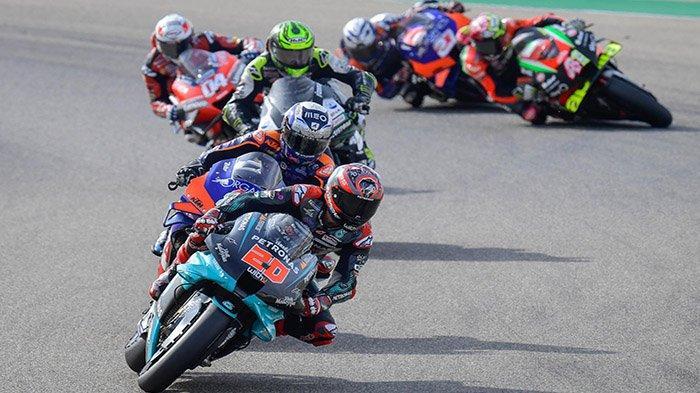 Jadwal MotoGP 2020, Jam Tayang MotoGP Trans7, Starting Grid MotoGP Hari Ini & Klasemen MotoGP 2020