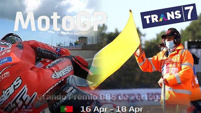 JADWAL MotoGp Hari Ini 2021 Trans7 dan Jam Tayang Update | Francesco Bagnaia Kena Yellow Flag MotoGp