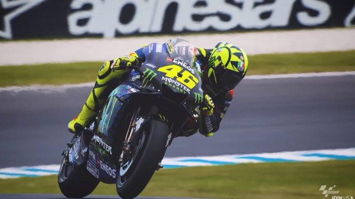 Jadwal MotoGP Hari Ini di Sirkuit Sepang Malaysia 2019 Trans 7: Harapan Besar untuk Valentino Rossi