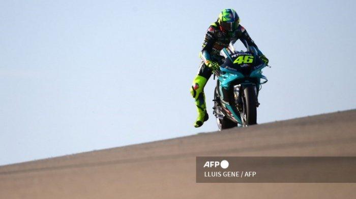 JADWAL MotoGP Hari Ini Live Trans7 Siaran Langsung GP Aragon 2021, Termasuk Andi Gilang di Moto3