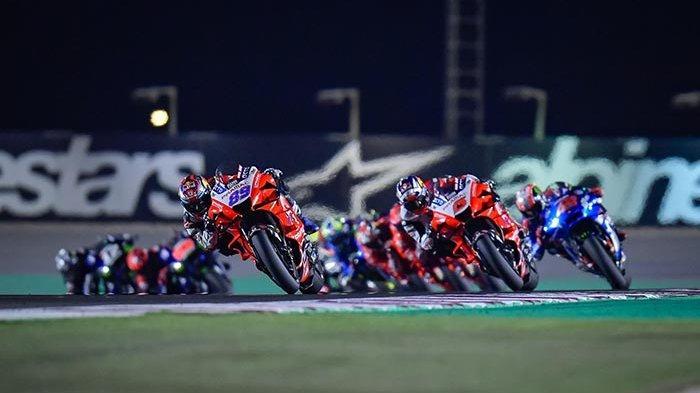HASIL FP2 MotoGP Hari Ini untuk Hasil Free Practice Portugal 2021 Kelas Moto3, Andi Gilang Moto3