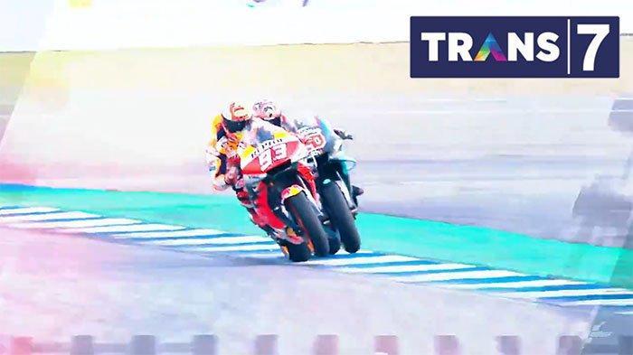 JADWAL MotoGp Hari Ini Tak Tayang, Cek Jadwal MotoGp 2021 Terbaru | Trans7 Live Stream Malam Ini