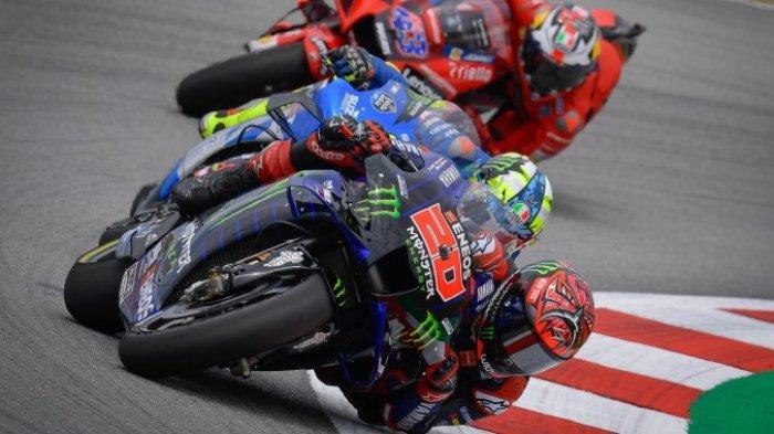 Jadwal MotoGP Jerman 2021 Besok Jumat 18 Juni 2021 dan Hasil Latihan Bebas FP1 MotoGP Moto2 Moto3
