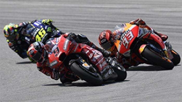 JADWAL MotoGP Maret 2021 Live Trans7 - Agenda MotoGP Qatar 2021 Mulai 5 Maret, Debut Rossi & Marquez