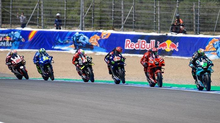 Jadwal MotoGP Perancis 2021 Sirkuit Le Mans 14-16 Mei 2021, Cek Jadwal Jam Tayang MotoGP Trans7 Live