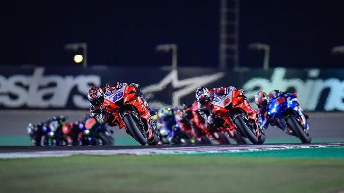 JADWAL MotoGP Portugal 2021 Live Streaming Trans7 UseeTV Minggu 18 April 2021 Race Jam 19.00 WIB