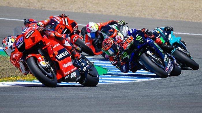 JADWAL MotoGP Prancis 2021 dan Jadwal Jam Tayang Live Trans7 Akhir Pekan dan Update Klasemen MotoGP