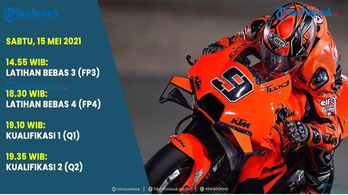 LENGKAP Hasil MotoGP Update Minggu 9 Mei 2021! Bagnaia Unggul Atas Marc Marquez dan Valentino Rossi