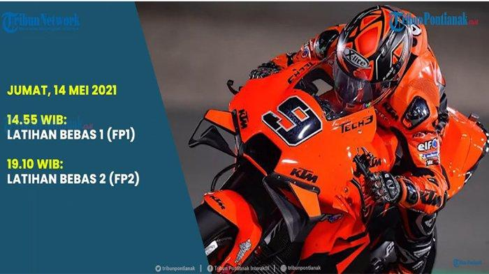 NONTON MotoGP Live Pantau Hasil MotoGp Prancis 2021, Nonton Tv Online Trans7 Moto Gp Prancis 2021