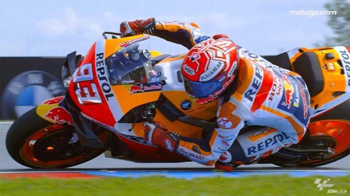 Jadwal MotoGP San Marino 2019 Live Trans7: Marc Marquez Akui Momen Terburuk Sepanjang MotoGP