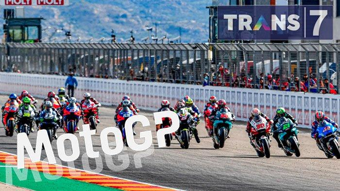 BERALIH JAM TAYANG MotoGP 2020 Hari Ini Minggu 22 November 2020, Urutan Start MotoGP Portugal 2020