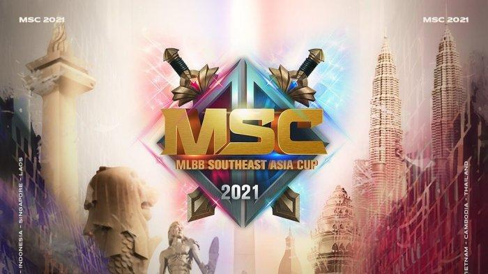 JADWAL MSC 2021 - EVOS Legends dan Bigetron Alpha Wakil Indonesia Mobile Legends Southeast Asia Cup
