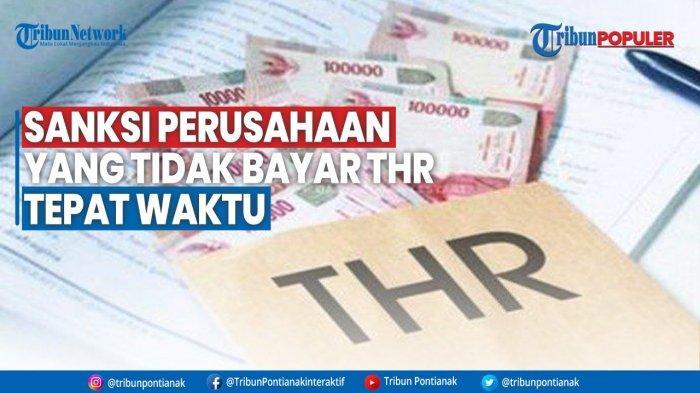 CEK Rekening THR PNS dan THR Swasta Cair 10 Hari Kerja Sebelum Lebaran Mulai Rabu 28 April 2021