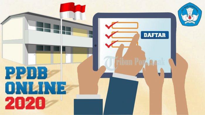 Hari Ini Terakhir, Daftar PPDB Jatim 2020 Nilai Rapor SMA dan Reguler SMK di Ppdbjatim.net Login