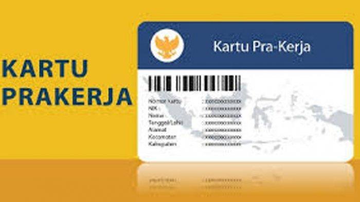 Link Pendaftaran Kartu Prakerja Gelombang 13 Dibuka Kamis 4 Maret 2021 Pukul 12.00 WIB