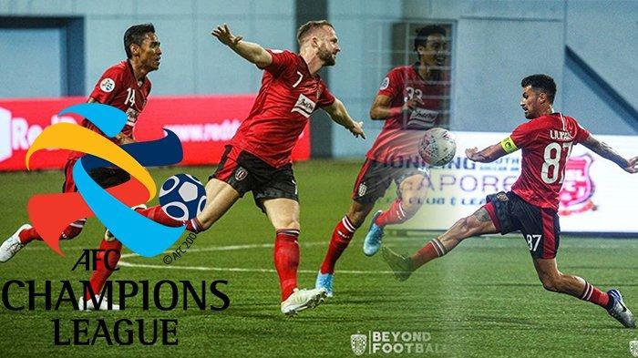 JADWAL Pertandingan Bali United Kualifikasi Liga Champions Asia, Melbourne Victory & Kashima Antlers