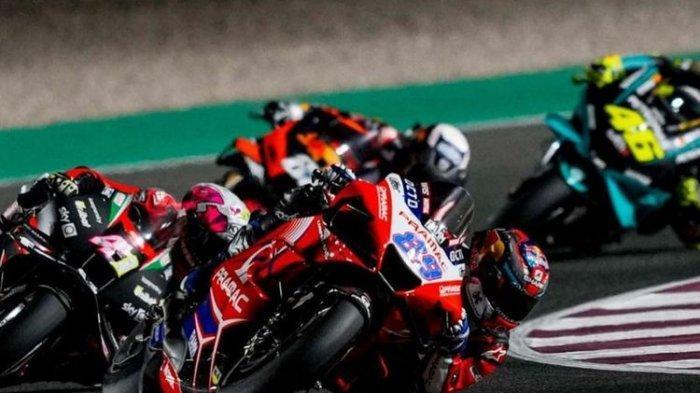 JADWAL Pertandingan MotoGP 2021 dan Jadwal Moto2 2021 Trans7 Live Detik Sport MotoGp 2021 Le Mans