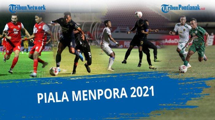 JADWAL FINAL Piala Menpora 2021 - Persija Tunggu, Hasil Persib vs PSS | Kans Duel Persija vs Persib