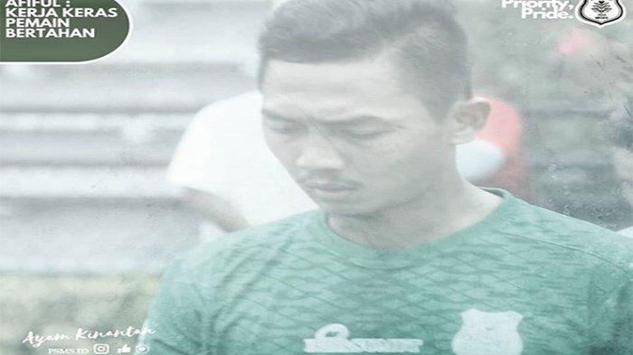 Jadwal PSMS Medan Babak 8 Besar Liga 2 2019, Stopper Ayam Kinantan Afiful Huda Optimis ke Semifinal