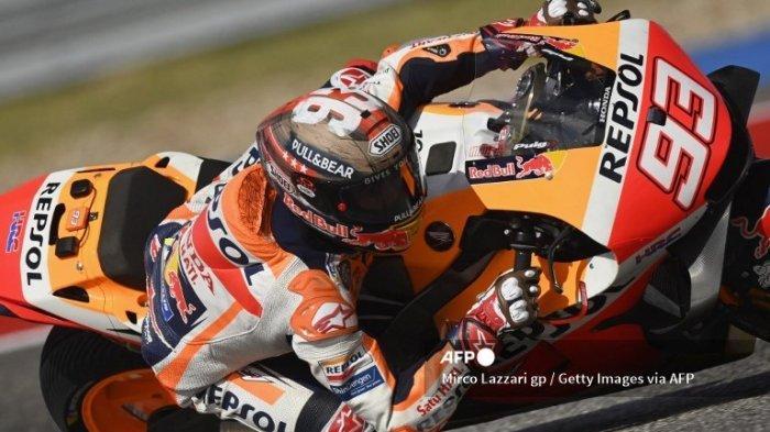 Jadwal MotoGP 2021 Lengkap dengan Jam Tayang Trans7 Hari Minggu 24 Oktober