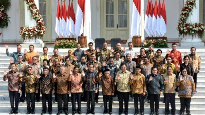 Update Reshuffle Kabinet, KSP Moeldoko : yang Tahu Hanya Presiden